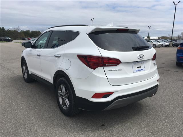 2018 Hyundai Santa Fe Sport 2.4 Premium (Stk: 18-40924RJB) in Barrie - Image 7 of 27