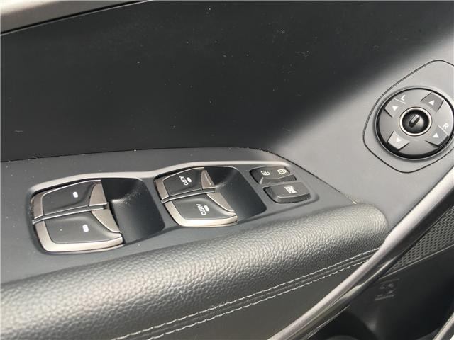 2018 Hyundai Santa Fe Sport 2.4 Premium (Stk: 18-40924RJB) in Barrie - Image 10 of 27