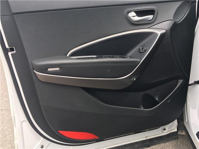 2018 Hyundai Santa Fe Sport 2.4 Premium (Stk: 18-40924RJB) in Barrie - Image 11 of 27