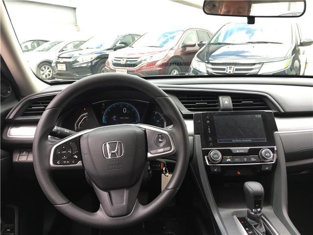 2016 Honda Civic LX (Stk: C19949A) in Toronto - Image 10 of 19