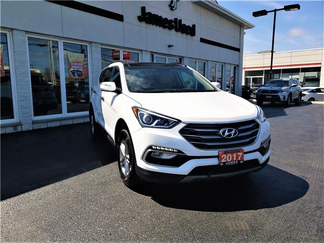 2017 Hyundai Santa Fe Sport 2.4 Luxury (Stk: P02597A) in Timmins - Image 2 of 13