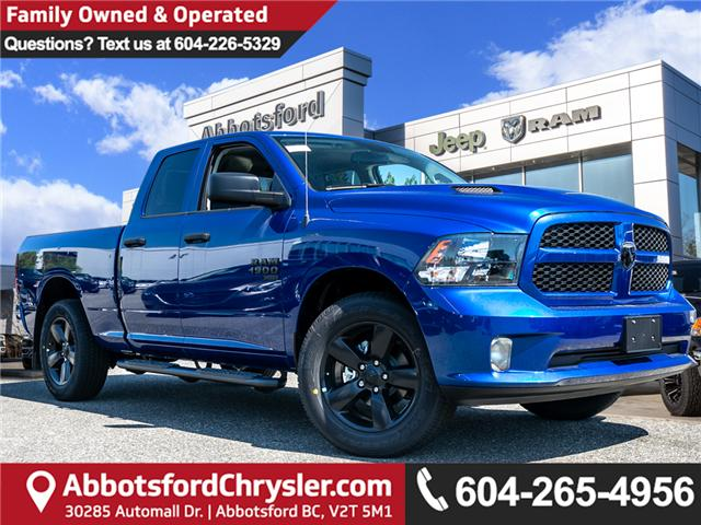 2019 RAM 1500 Classic ST (Stk: K620544) in Abbotsford - Image 1 of 23