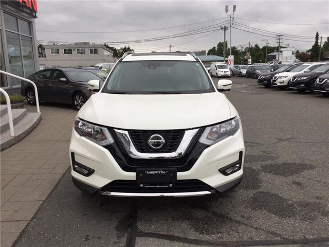 2019 Nissan Rogue SV (Stk: N95-5022) in Chilliwack - Image 2 of 20