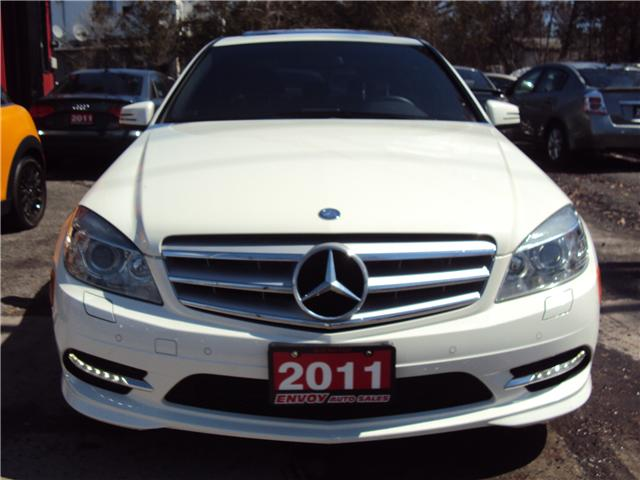 2011 Mercedes-Benz C-Class Base (Stk: ) in Ottawa - Image 2 of 28