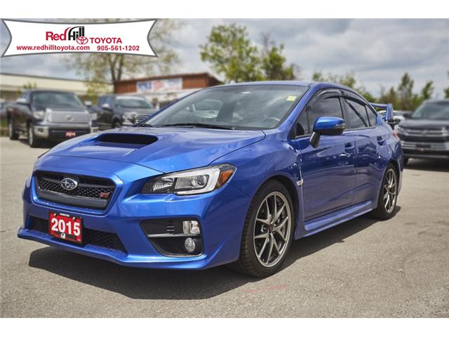 2015 Subaru WRX STI Sport-tech Package (Stk: 80210) in Hamilton - Image 1 of 21