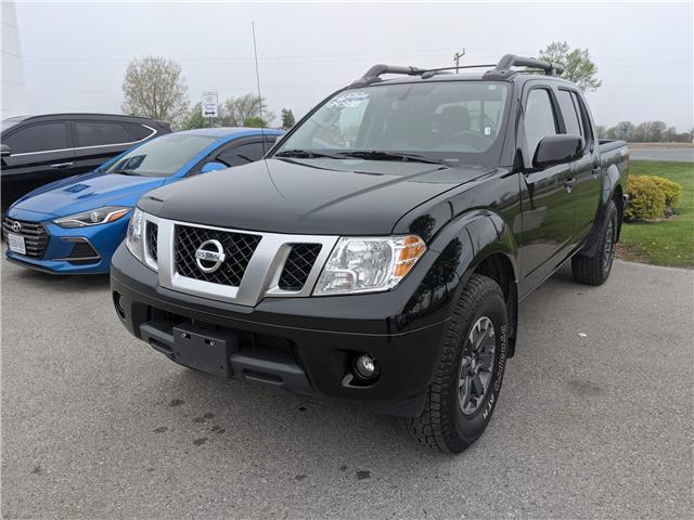 2019 Nissan Frontier PRO-4X (Stk: 95030) in Goderich - Image 2 of 15