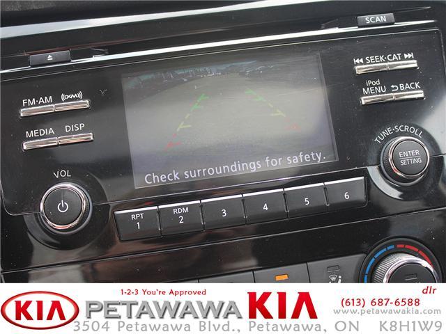 2017 Nissan Rogue SV (Stk: 19142-1) in Petawawa - Image 9 of 14