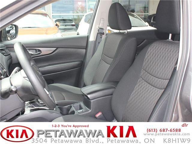 2017 Nissan Rogue SV (Stk: 19142-1) in Petawawa - Image 10 of 14