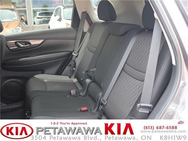 2017 Nissan Rogue SV (Stk: 19142-1) in Petawawa - Image 11 of 14