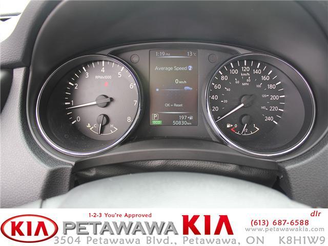 2017 Nissan Rogue SV (Stk: 19142-1) in Petawawa - Image 8 of 14