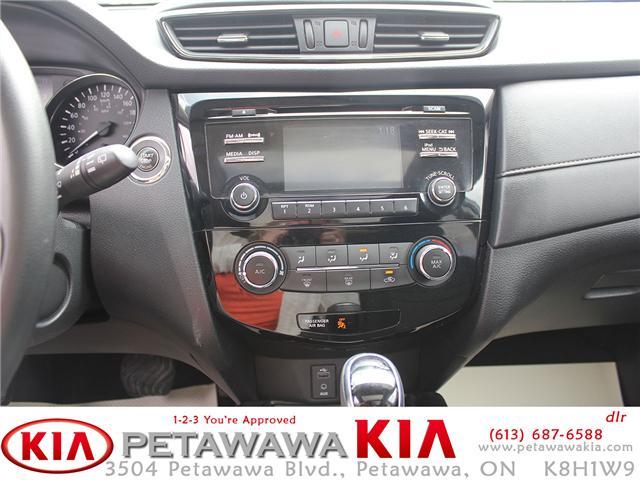 2017 Nissan Rogue SV (Stk: 19142-1) in Petawawa - Image 7 of 14