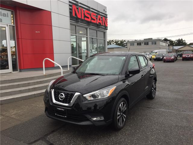 2019 Nissan Kicks SV (Stk: N92-8563) in Chilliwack - Image 1 of 18