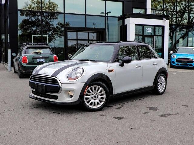 2016 MINI 5 Door Cooper (Stk: P1612A) in Ottawa - Image 1 of 14