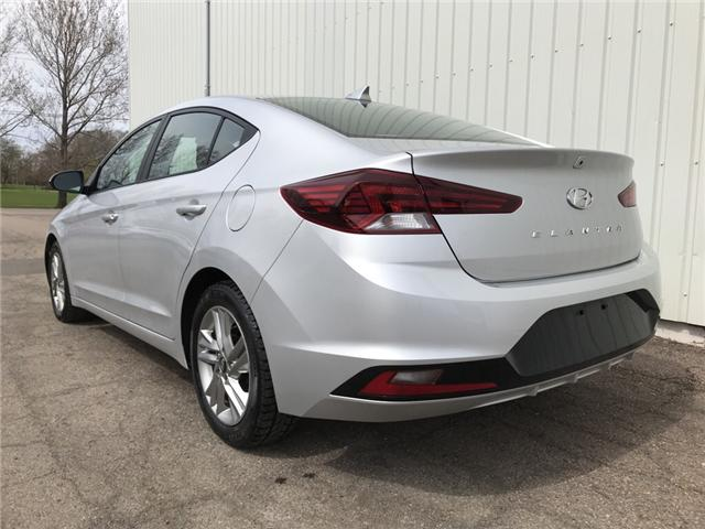 2019 Hyundai Elantra Preferred (Stk: U3416) in Charlottetown - Image 5 of 21