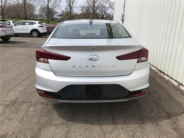 2019 Hyundai Elantra Preferred (Stk: U3416) in Charlottetown - Image 6 of 21