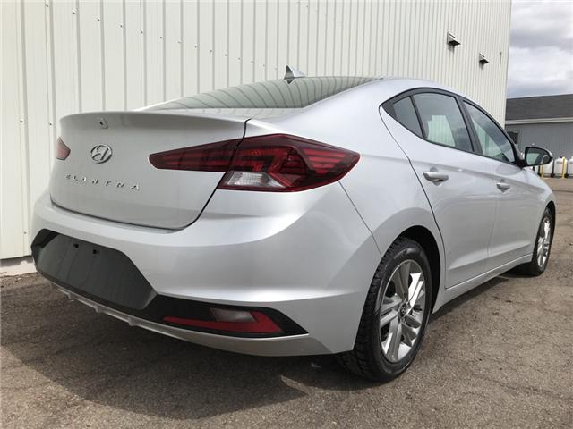 2019 Hyundai Elantra Preferred (Stk: U3416) in Charlottetown - Image 7 of 21