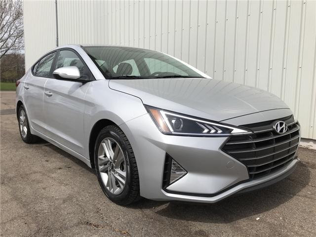 2019 Hyundai Elantra Preferred (Stk: U3416) in Charlottetown - Image 9 of 21