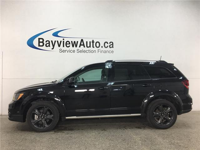 2018 Dodge Journey Crossroad (Stk: 35068J) in Belleville - Image 1 of 30