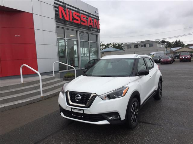 2019 Nissan Kicks SR (Stk: N99-0251) in Chilliwack - Image 1 of 19
