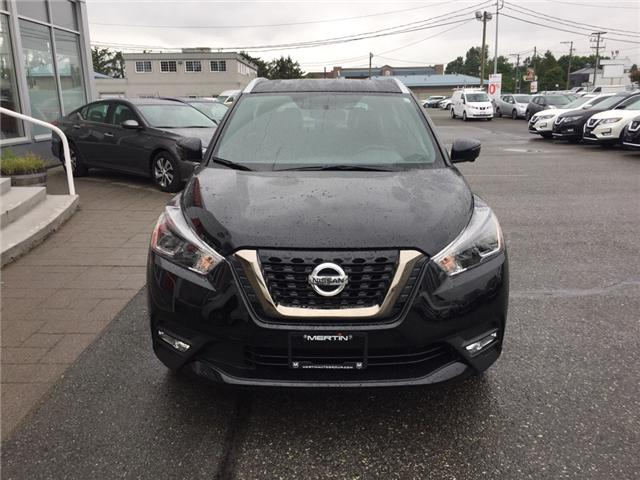 2019 Nissan Kicks SR (Stk: N92-2046) in Chilliwack - Image 2 of 18