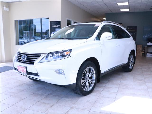 2013 Lexus RX 450h Base (Stk: 197124) in Kitchener - Image 1 of 30