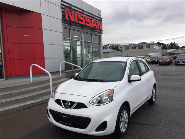 2019 Nissan Micra SV (Stk: N90-9483) in Chilliwack - Image 1 of 18