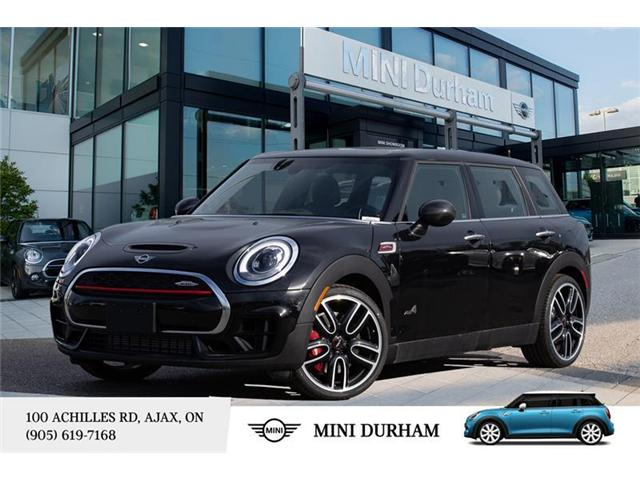 2019 MINI Clubman John Cooper Works (Stk: 82873) in Ajax - Image 1 of 22