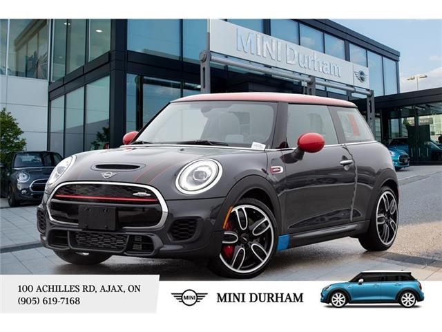 2019 MINI 3 Door John Cooper Works (Stk: 82990) in Ajax - Image 1 of 22