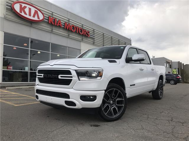 2019 RAM 1500 Sport (Stk: P0241) in Calgary - Image 1 of 26