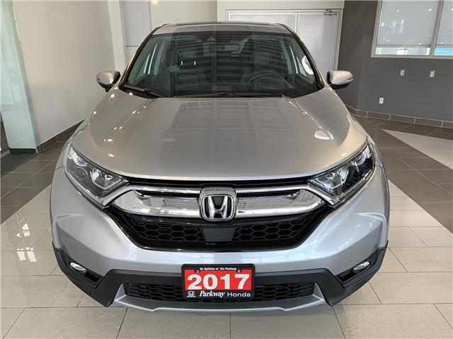 2017 Honda CR-V EX-L (Stk: 16150A) in North York - Image 2 of 16