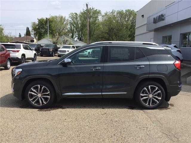 2019 GMC Terrain Denali (Stk: 199279) in Brooks - Image 4 of 22