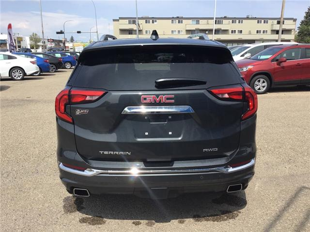 2019 GMC Terrain Denali (Stk: 199279) in Brooks - Image 6 of 22