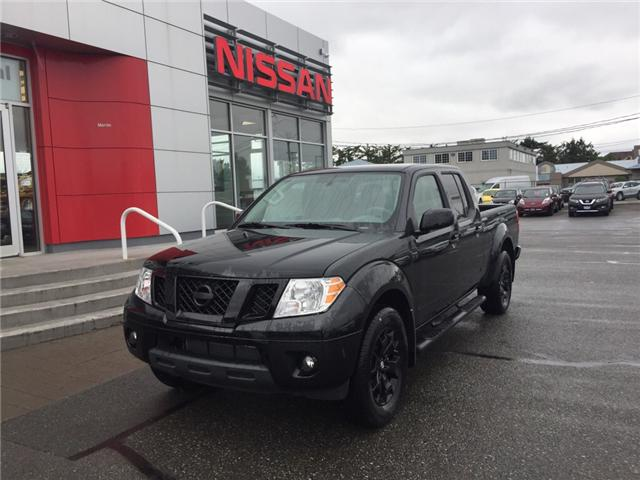 2019 Nissan Frontier Midnight Edition (Stk: N97-1454) in Chilliwack - Image 1 of 20