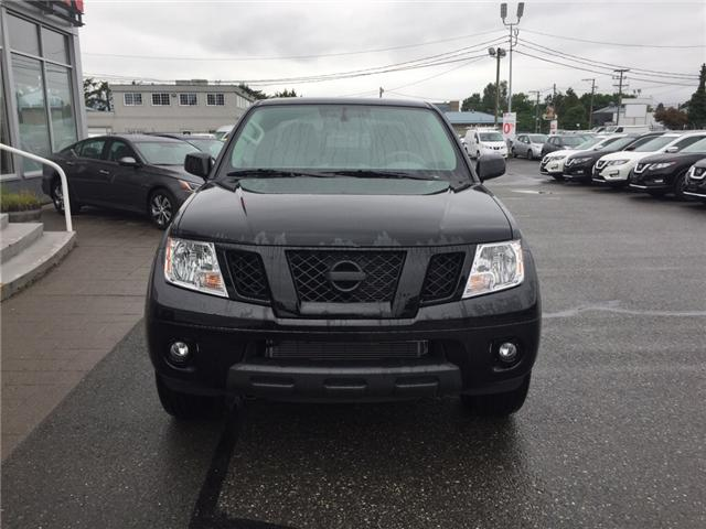 2019 Nissan Frontier Midnight Edition (Stk: N97-1454) in Chilliwack - Image 2 of 20