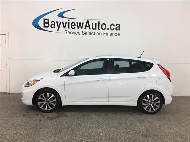 2017 Hyundai Accent GL (Stk: 34925R) in Belleville - Image 1 of 25