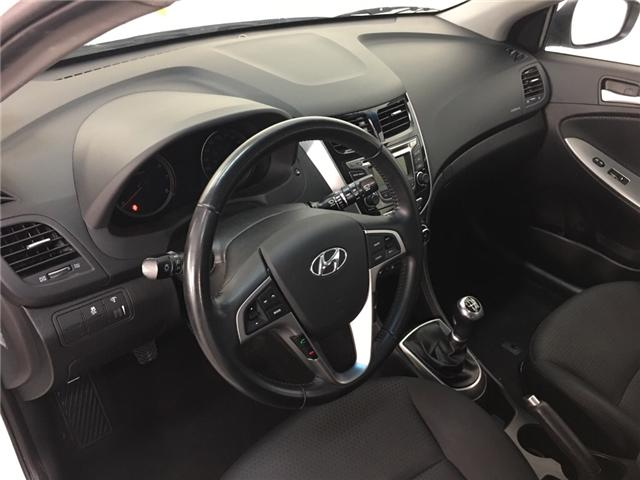 2017 Hyundai Accent GL (Stk: 34925R) in Belleville - Image 17 of 25
