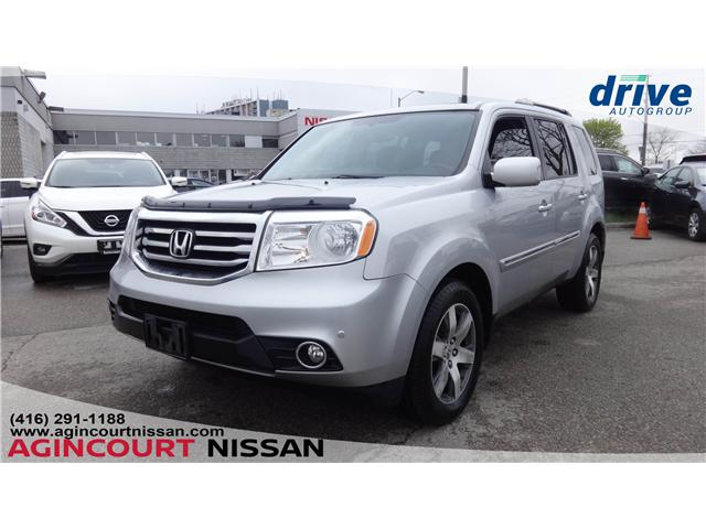 2015 Honda Pilot Touring (Stk: KC712861A) in Scarborough - Image 1 of 26