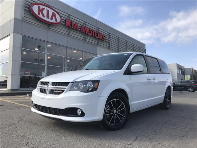 2019 Dodge Grand Caravan GT (Stk: P0266) in Calgary - Image 1 of 20