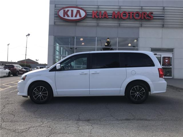 2019 Dodge Grand Caravan GT (Stk: P0266) in Calgary - Image 2 of 20