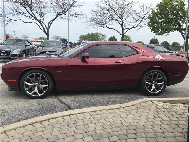 2017 Dodge Challenger R/T (Stk: 1667W) in Oakville - Image 6 of 27