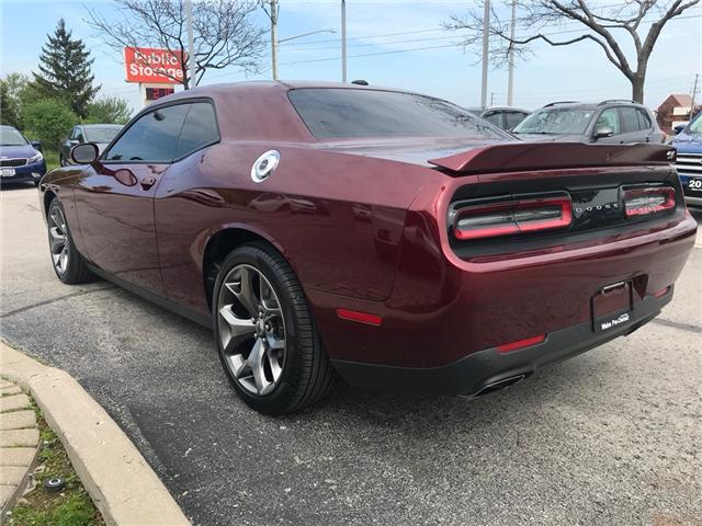 2017 Dodge Challenger R/T (Stk: 1667W) in Oakville - Image 7 of 27