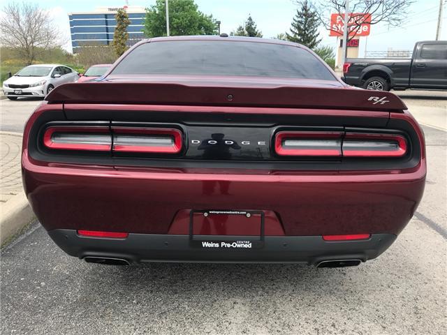 2017 Dodge Challenger R/T (Stk: 1667W) in Oakville - Image 8 of 27