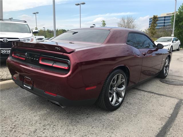 2017 Dodge Challenger R/T (Stk: 1667W) in Oakville - Image 9 of 27