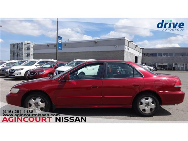 2002 Honda Accord EX-L (Stk: U12365A) in Scarborough - Image 2 of 13