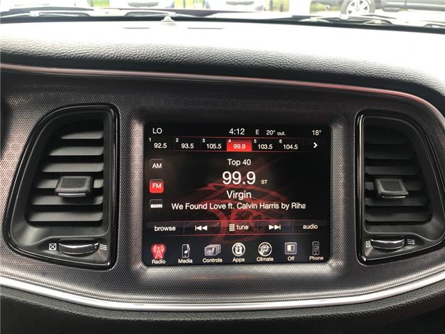 2017 Dodge Challenger R/T (Stk: 1667W) in Oakville - Image 26 of 27