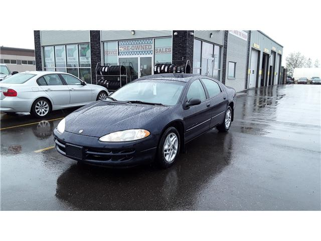 2001 Chrysler Intrepid SE (Stk: P462) in Brandon - Image 1 of 10