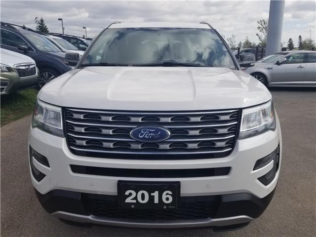2016 Ford Explorer XLT (Stk: 19SB545A) in Innisfil - Image 10 of 17