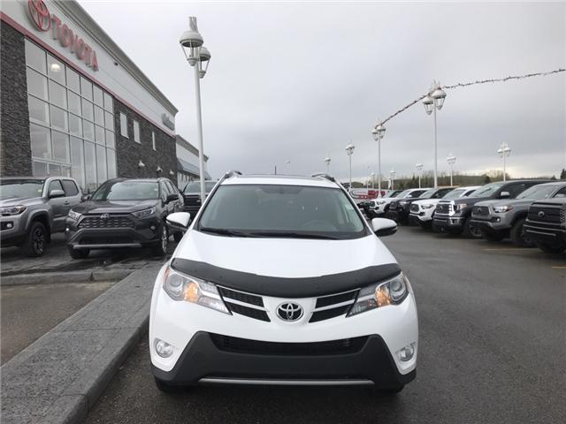 2014 Toyota RAV4 XLE (Stk: 2863) in Cochrane - Image 8 of 14