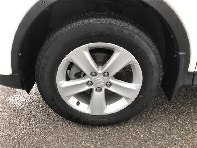 2014 Toyota RAV4 XLE (Stk: 2863) in Cochrane - Image 9 of 14