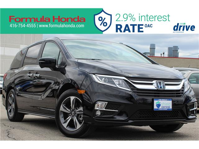 2019 Honda Odyssey EX-L (Stk: B11195) in Scarborough - Image 1 of 34